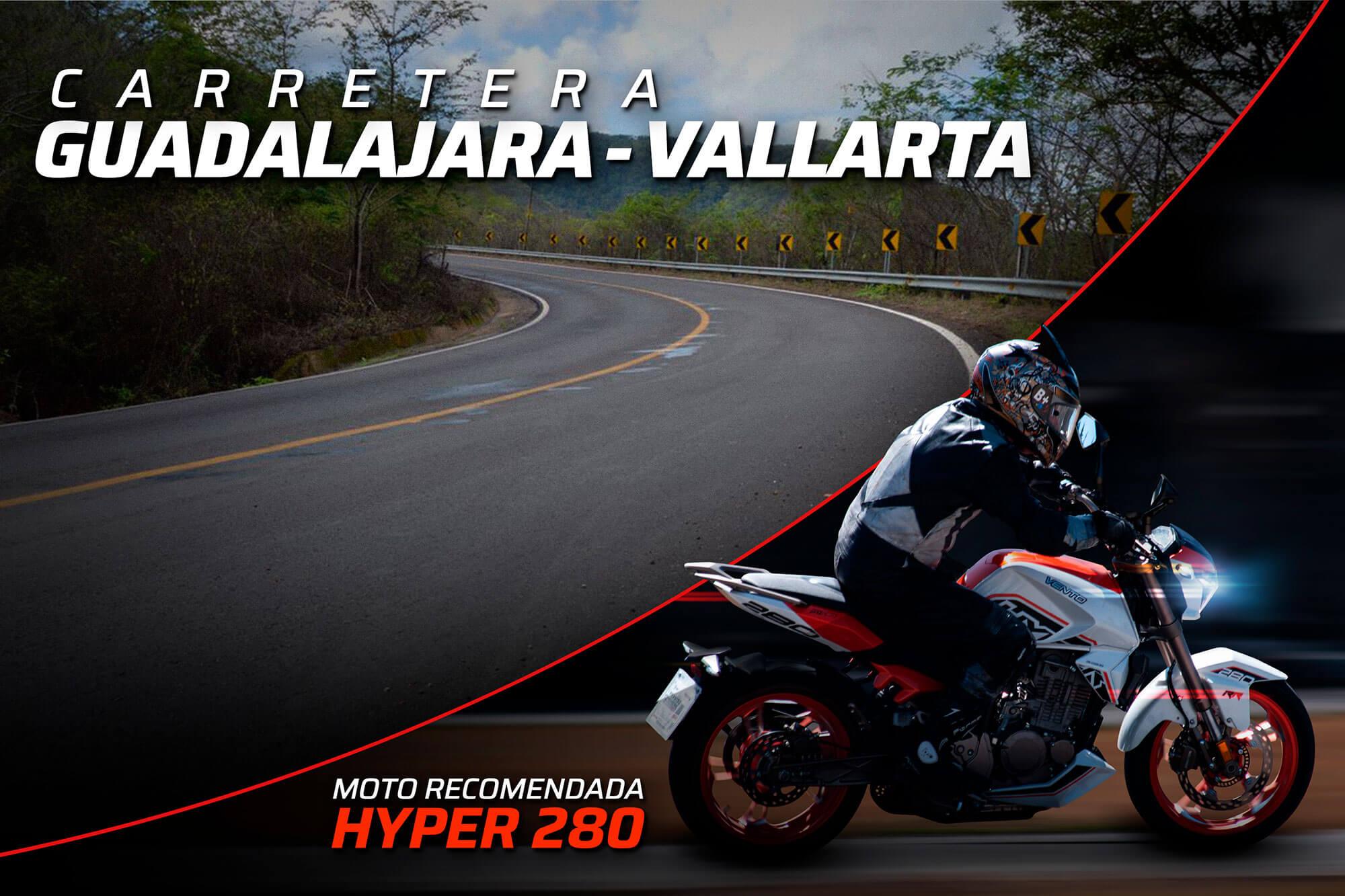Guadalajara - Puerto Vallarta